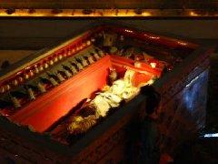 中国没有出土的10大文物:秦皇陵没人敢挖,兰亭集序陪葬李世民