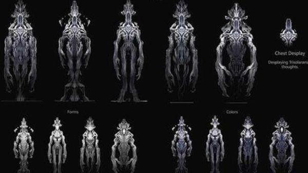 三体外星人科技有多高图片
