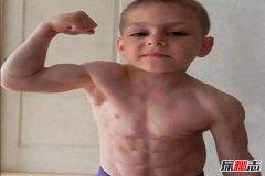 朱利亚诺·斯特勒:5岁打破吉尼斯,成为世界最强壮小孩