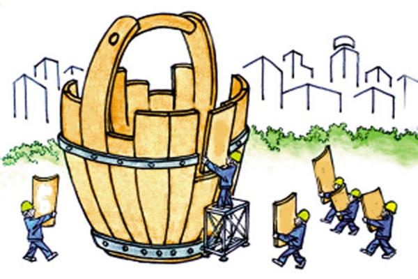 双木桶理论是什么?如何借用别人的挡板,提升自己的短板