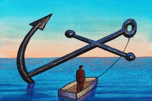 什么是沉錨效應?沉錨效應在商業運用中的例子(先入為主)