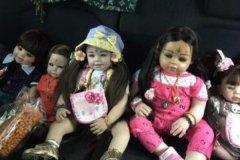 泰国鬼娃娃是什么东西?开过光的娃娃(当地人视为好运)