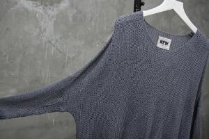 针织衫能用漂白水洗吗,能(但不要使用84消毒液)