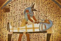 古埃及古墓少女公牛合体现象原因 古埃及的奇葩文化