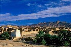 自然界最高的温度:北非明珠突尼斯温度最高(达六十度)