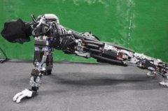 世界上最厉害的机器人:腱悟郎,能出汗的机器人