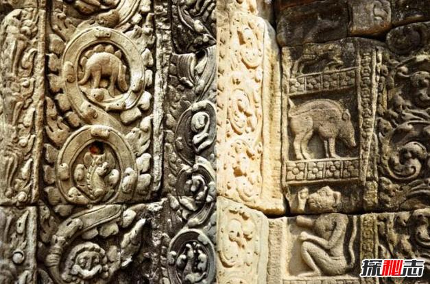 吴哥窟剑龙之谜,是谁在12世纪的柬埔寨带来了恐龙?