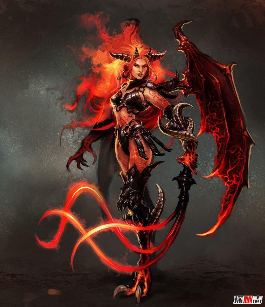 圣经十二恶灵揭秘,圣经中的十二个恶魔都是谁?