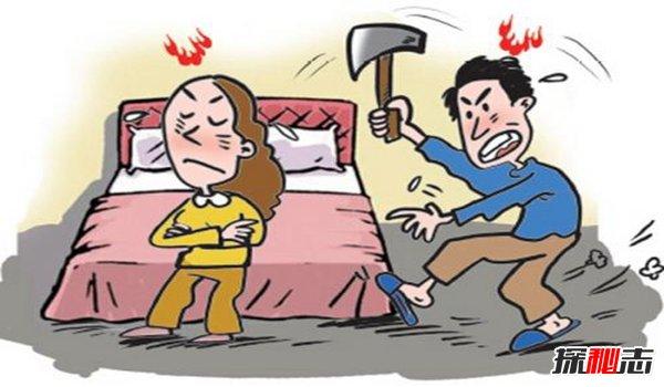 安徽杀妻煮吃尸案图片,揭秘凶手杀人过程