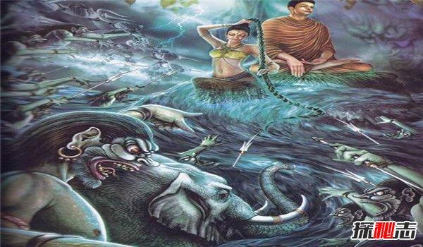 佛可能是外星人,曾有天外来客与佛祖进行交谈