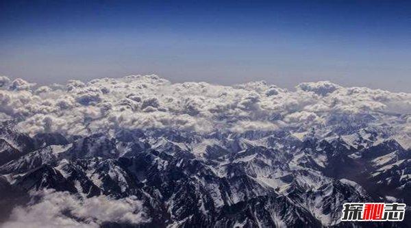 神仙已被科学家证实,昆仑山上竟被拍到神仙照片
