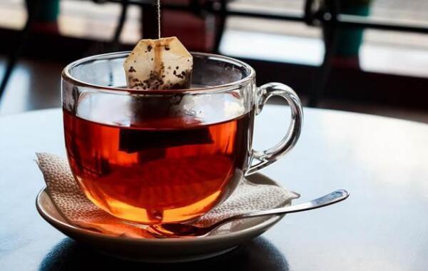 茶包泡茶步骤图片