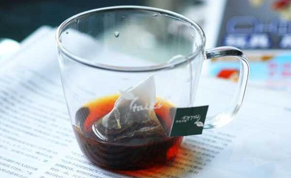 茶包泡茶方法图片