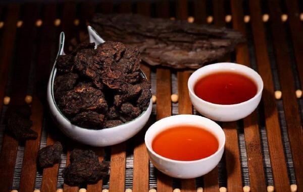 普洱茶的保质期限图片
