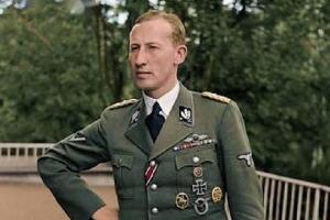 莱因哈德·海德里希:希特勒接班人,盖世太保二把手