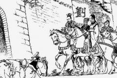 刘邦的约法三章是哪三章:伤人和盗窃者抵罪(杀人者处死)