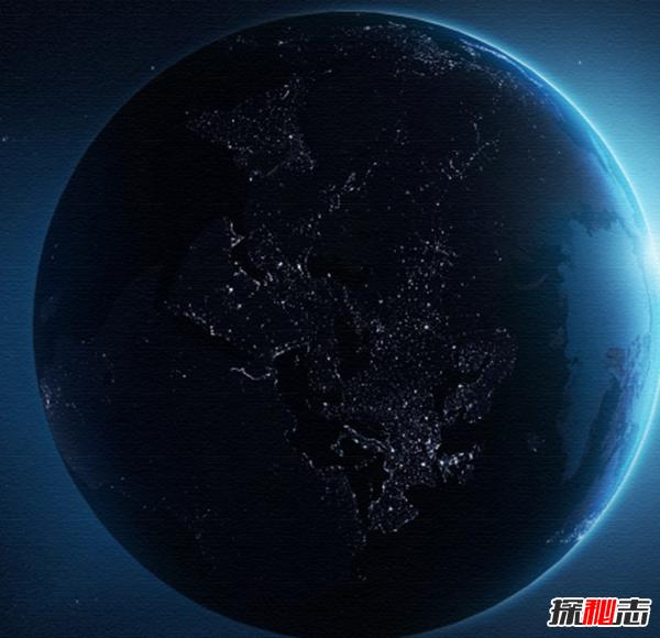 地球隧道之谜,专家发现3条通往地底的隧道(地球空心的?)