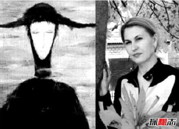 乌克兰魔画之谜:三次被退货,被称遭诅咒(警方揭恐惧源头)