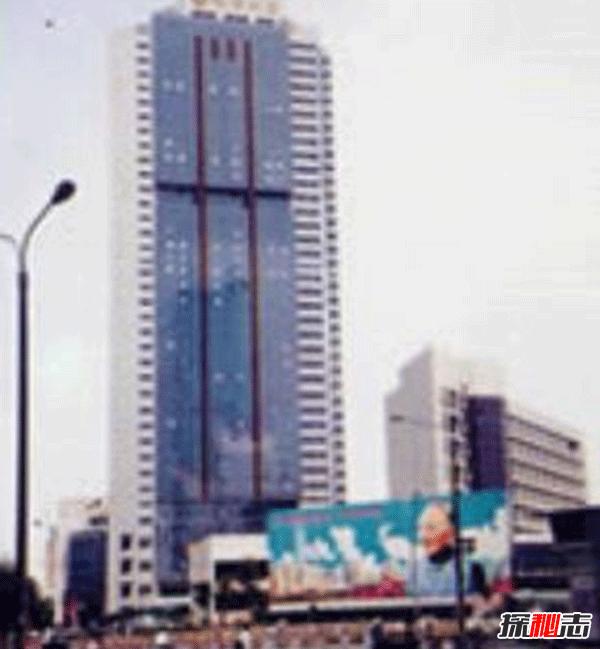 上海闹鬼的灵异酒店图片