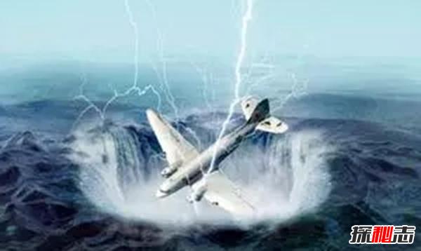 飞机失事灵异事件图片
