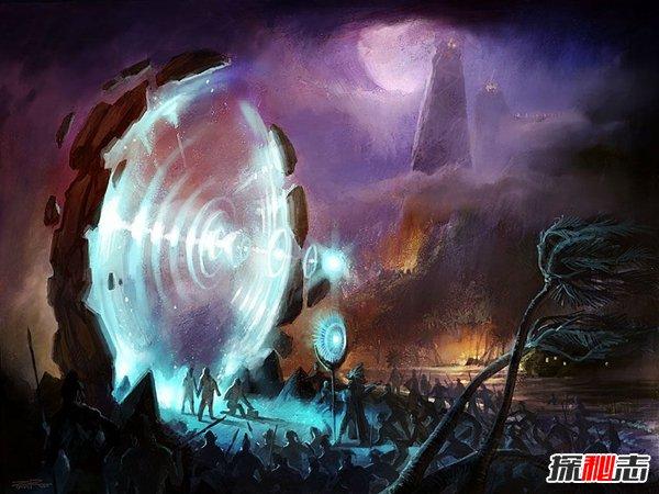 6000年穿越来的未来人,到2028年人类将全面开启时空旅行