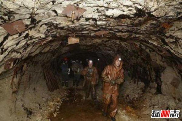 中国最深的坑洞图片