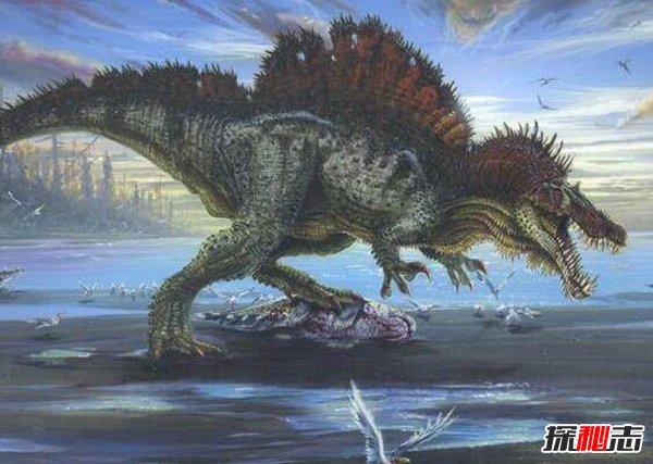 十大史前巨型动物,揭秘史前最大的动物第一名