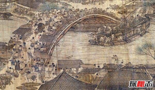 中外拍卖最贵的十幅画,清明上河图价值100亿?(无价)
