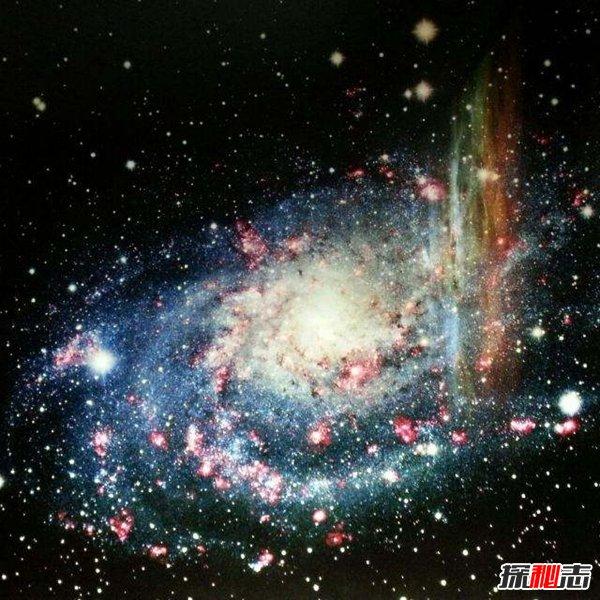 三角座星系之谜,三角座星系在不断的被吞噬
