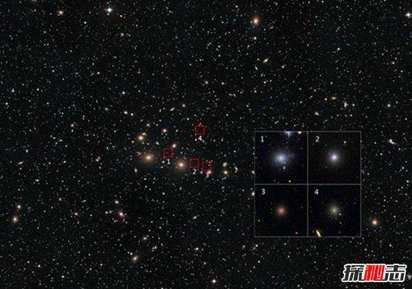 鬼魂星系上真的有鬼魂吗?银河系边缘竟有鬼魂星系存在