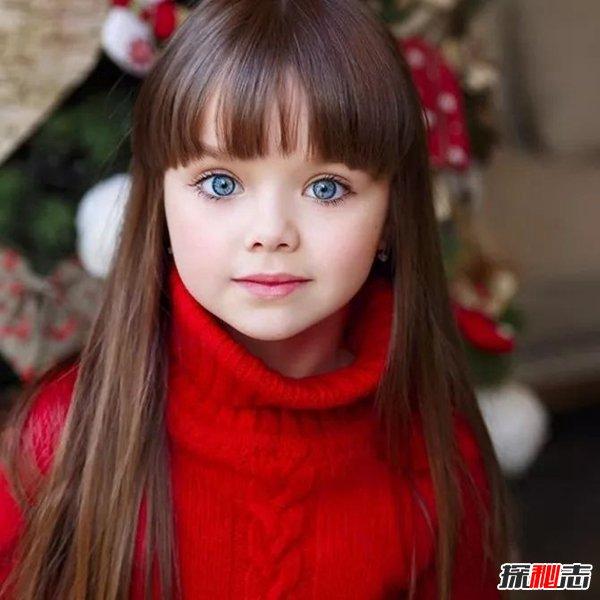 世界上十大最美的女孩,父亲辞职专门为女儿当保
