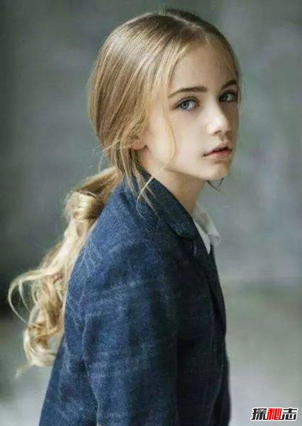 世界上十大最美的女孩,父亲辞职专门为女儿当保镖