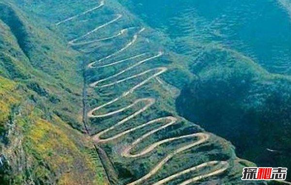 世界十大死亡禁地, 兰新公路430千米处车辆无故翻车