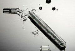 水银温度计碎了怎么清理?水银在空气中会导致中毒吗