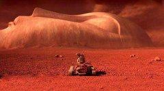 火星有生物存在过吗?气候极度寒冷空气稀薄(暂未发现)