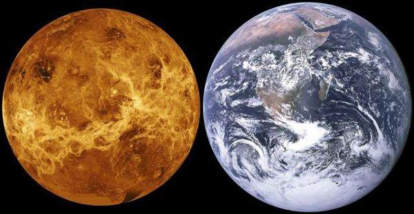 地球距离金星多远?距离地球极近的行星(4050万千米)
