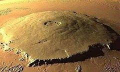 太阳系外最高峰是哪个峰 奥林帕斯山34882米(位于火星)