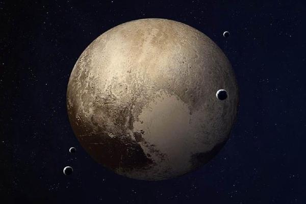 冥王星为什么被开除了?质量仅月球的六分之一(降级矮行星)