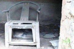 封门村太师椅是谁的?传说不坐人只坐鬼,如今已经失踪