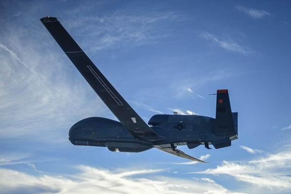 全球鹰无人机多少钱一架?成本达3500万美元(滞空超30小时)