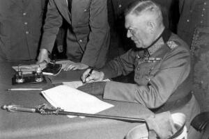威廉·凯特尔:二战德国陆军元帅,代表德国签署投降书