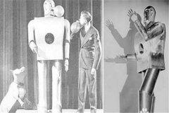 世界上首个机器人 制作于1939年在当时相当先进