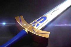 必胜黄金之剑和誓约胜利之剑:传说称两者为一把剑
