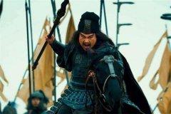 刘备伐吴失去了十位大将:张飞熟睡中被取首级(黄忠被射死)