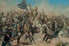 步兵为什么打不过骑兵:骑兵机动性强(骑兵冲击力也强)