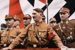 希特勒设想的世界地图:德国成为中心(日耳曼尼亚计划)