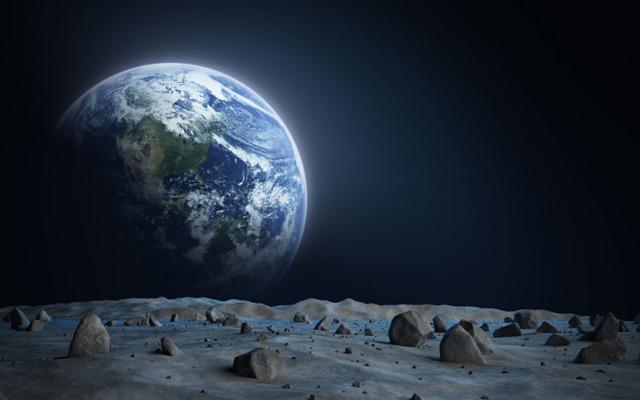月球的起源,有关月球形成的五种假说