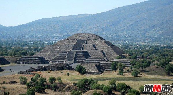 [月亮金字塔在哪里]月亮金字塔,突然消失的特奥蒂瓦坎文明