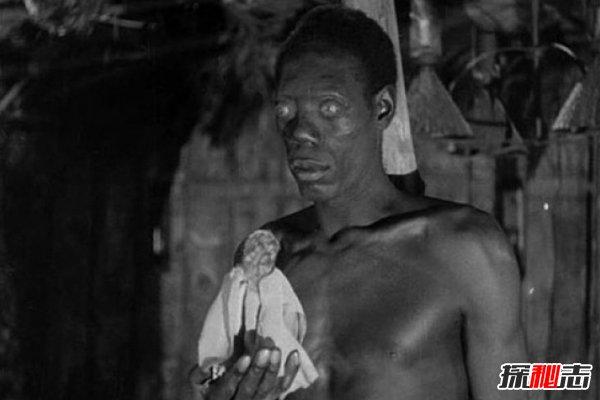 海地僵尸事件图片