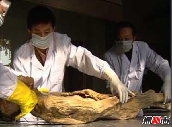 安徽香尸之谜,保存完整浑身散发异香(尸长1.64米距今三百多年)